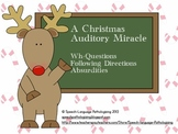 Christmas Auditory Miracle