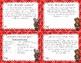 Christmas Author's Purpose Task Cards