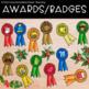 Christmas Awards, Badges and Brag Tags