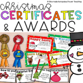 Christmas Awards, Badges and Praise Tags