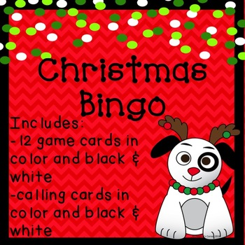 photo about Christmas Bingo Printable known as Xmas BINGO Sport Occasion Video game Routines Incentive Benefit Printables Wintertime