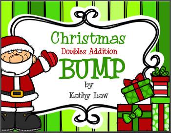 Christmas BUMP -- Doubles Addition