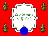 Christmas Background Clip Art
