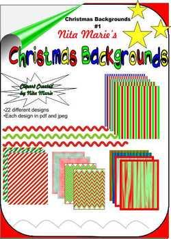 Dollar Deal ~Christmas Backgrounds