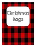 Christmas Bag Labels