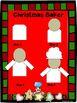 Christmas Baker Tens Frame Craftivity