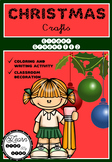 Christmas Balls Craft Activity - Pre-k, Kinder, Grades 1, 2 and 3