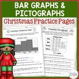 Christmas Bar Graphs & Pictographs