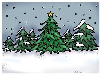 Christmas Barrier Activity