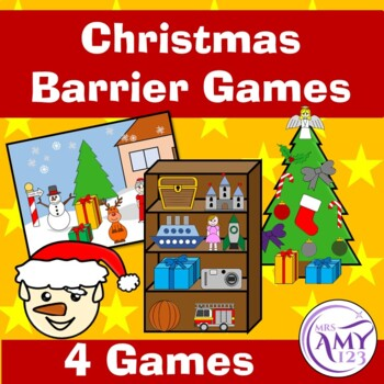 Christmas Barrier Games