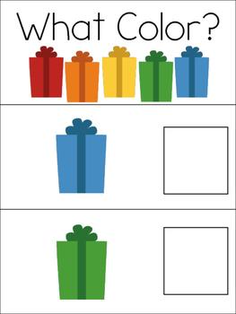 Christmas Basic Skill Flipbooks
