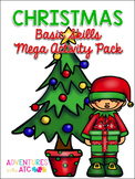 Christmas Basic Skills Mega Activity Pack