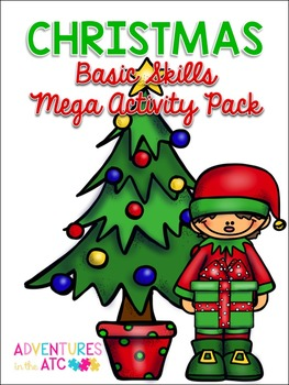 Christmas Basic Skills Mega Activity Pack
