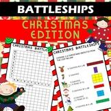 Christmas Battleships