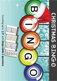 Christmas Bauble Bingo