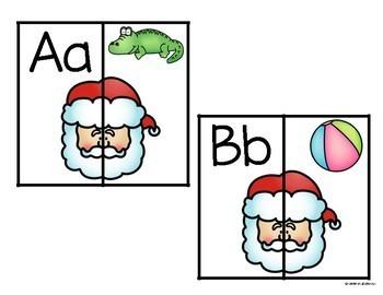Christmas Beginning Sound Match