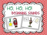 Christmas Beginning Sound Sort {freebie}