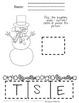 Christmas Activities (Phonics)