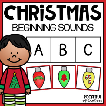 Christmas Beginning Sounds
