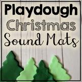 Christmas Beginning Sounds Playdoh
