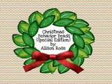 Christmas Behavior Beads (Special Edition)