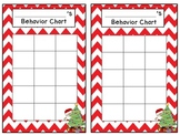 Christmas Behavior Incentive