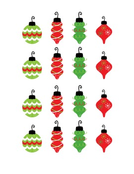 Christmas Behavior Incentive Chart