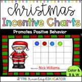 Christmas Incentive Charts