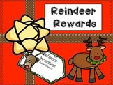 Christmas Behavior Incentives - Reindeer Rewards