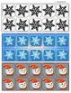 """Christmas"" Behavior Token Boards for Autism"