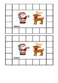 Christmas Behaviour Charts