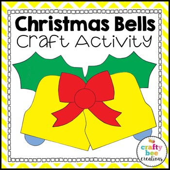 Christmas Bells Cut and Paste