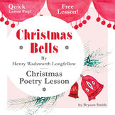 Christmas Bells Poetry Lesson