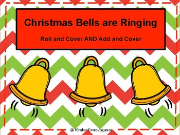 Christmas Bells are Ringing!  Roll and Cover