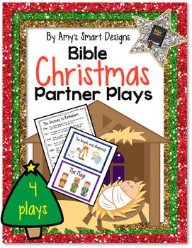 Christmas Bible Partner Plays