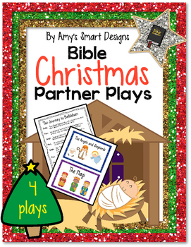 Christmas Plays For Schools.Christmas Bible Partner Plays