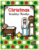 Christmas Bible Story Reader's Theatre (The Nativity)| Socially Distance Program