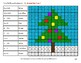 Christmas: Binary Numbers - Mystery Pictures / Color By Number