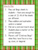 Christmas Bingo - 0-10 Math Facts
