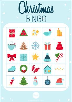 Christmas Bingo