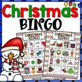 Christmas Activity - Bingo