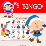 Christmas Bingo Game (Christmas Activities)