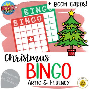 Christmas Bingo - Artic & Fluency Combo Pack