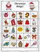 Christmas Bingo Cards and Flashcards