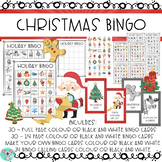 Christmas Bingo: Christmas Games And Activities
