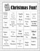 Christmas Bingo Fun - Freebie!