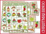 Christmas Bingo Game Printable