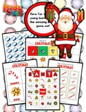 Christmas Bingo / Matching Activities