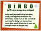 Christmas Bingo - Mult. and Div. Story Problems with a Holiday Twist