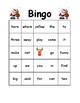 Christmas Bingo - Pre Primer Dolch Words